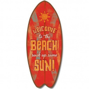 Soak Up Some Sun - Large Surfboard
