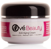 Ové Beauty Anti Ageing Rejuvenating Face Moisturiser with Retinol + Peptides Including Matrixyl 3000-Made In USA-Love The Results