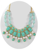 Gorgeous Celebrity Inspired Statement Necklace Fashion Jewellery Boxed