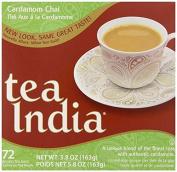 Tea India Cardamom Chai 72bags