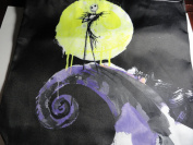 The Nightmare Before Christmas Treat Grocery Bag