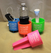 Spiker Lifestyle Holders - NEON Beach - 4 pack