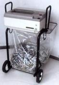 Oztec 1050-FS Portable Shredder with Folding Stand