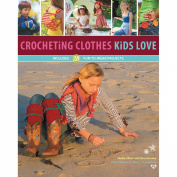 Quayside Publishing Creative International Crocheting Clothes Kids Love Book