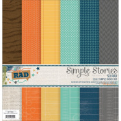 Simple Stories So Rad Simple Basics Kit
