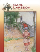 Carl Larsson Colouring Book