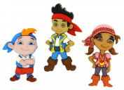 Dress It Up 7733 Disney Button Embellishments, Jake And The Neverland Pirates