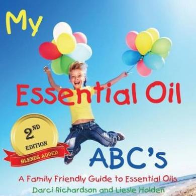 My Essential Oil ABC's