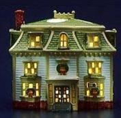 Dept 56 Original Snow Village Maple Ridge Inn 5121-7