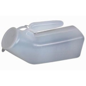 Male Urinal with Cover [1 Each (Single)]