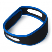 Anti-Snoring Chin Strap - Easily Adjustable to help Sleep Apnea