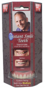 Instant Smile Deluxe Teeth MEDIUM Top Veneers Fake Cosmetic Dr Bailey's Fitting Material