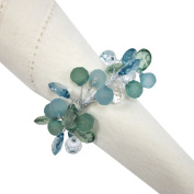 Kemp & Beatley Coastal Sparkle Napkin Ring One Size