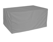 Bosmere's Brand New 'THUNDER GREY' 6 Seat Rectangular Table Cover - Grey