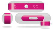 Solids Collection Fushia Decal Style Skin - fits Beats Pill Plus