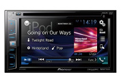 Pioneer AVH-X2800BS In-Dash DVD Receiver with 16cm Display, Bluetooth, SiriusXM-Ready