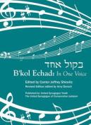B'kol Echad: In One Voice