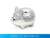 Lesser and Pavey - Little Treats Silver Plated Pig Money Box