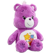 "Vivid Imaginations ""Care Bears Surprise Bear"" Plush Toy with DVD"