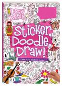 Sticker, Doodle, Draw! Pink - Rework