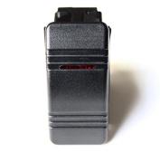 Bandc Waterproof Marine Boat Rocker Switch On-off Spst 3 Pin Red Led Light Dc 12v Ip68