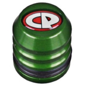 Custom Products Fill Nipple Dust Cap Protector - Green, Green
