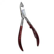 PTL ® Prestige Professional Cuticle Nail art nippers cutters Manicure tools RED PR203