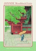 Japanese Woodblock Prints 2017 Engagement Calendar