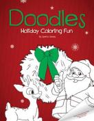 Doodles Holiday Coloring Fun