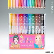 Top Model Topmodel Coloured Pencils 24 Colours