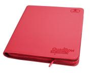 Ultimate Guard 12-Pocket QuadRow XenoSkin ZipFolio