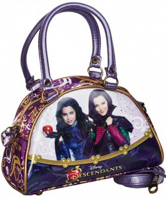 Descendants - Evil Bowling Handbag (Karactermania)