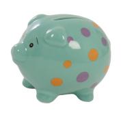 Suki Gifts Polka Dot Piggy Bank