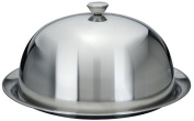 BBTradesales Platter with Domed Cover Set
