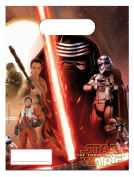 Star Wars 7 Party Bags, Pack of 6