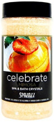 Spazazz SPZ-509 Set The Mood Crystals Container, 500ml, Mimosa Celebrate by Spazazz