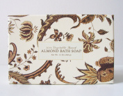 100% Vegetable Based Almond Bath Soap