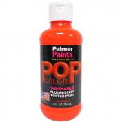 Prism Tempera Neon Poster Paint 240ml-Red