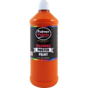 Washable Poster Paint 470ml-Orange