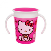 Munchkin Hello Kitty Miracle 360 Trainer Cup, 180ml