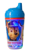 Nickelodeon Paw Patrol Double Wall Led Light Up Sip Cup, Blue