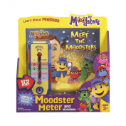 Kids Preferred Moodsters Thermometer and Book Science Kit
