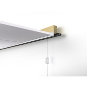 Urail Pro Art Hanging Track System for Ceiling- Complete Kit