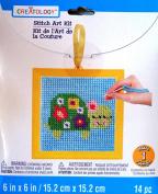 Turtle Stitch Art Kit