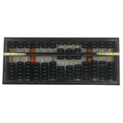 Ziyier G & E Vintage-Style Chinese Wooden Abacus, Chinese Lucky Calculator