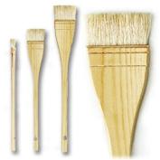 da Vinci Series 11245 White Goat Hair Professional Hake Brush, Size 1