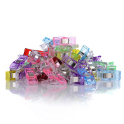 Gwhole Pack of 60 Wonder Clips for Sewing