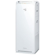 DAIKIN humidification streamer air cleaner MCK55S-W