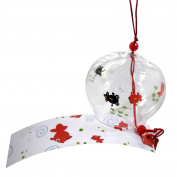 Japanese Furin Handmade Windchime Birthday Valentine's Day Gift Home Decors