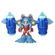 Playskool Heroes Super Hero Adventures Aqua Iron Man Toy Figure